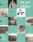 South Dakota Farm & Home Research by Agricultural Experiment Station, South Dakota State University