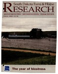 South Dakota Farm and Home Research by South Dakota State University
