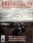 South Dakota Farm and Home Research