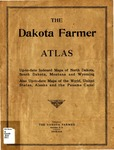 The Dakota Famer Atlas: Up-to-date Indexed Maps of North Dakota, South Dakota, Montana and Wyoming; Also Upto-date Maps of the World, United States, Alaska and the Panama Canal