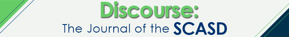 Discourse: The Journal of the SCASD