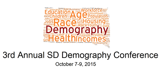 South Dakota Demography Conference 2015
