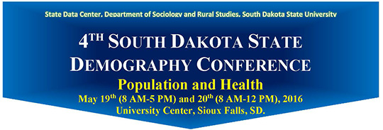 South Dakota Demography Conference 2016