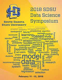 SDSU Data Science Symposium 2018