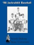 '98 Jackrabbit Baseball by South Dakota State University