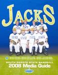 South Dakota State University 2008 Baseball Media Guide by South Dakota State University