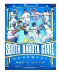 2013 South Dakota State Baseball Media Guide by South Dakota State University