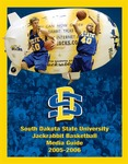 South Dakota State University Jackrabbit Basketball Media Guide 2005-2006 by South Dakota State University