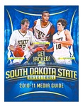 Get Jacked: South Dakota State University Basketball 2010-11 Media Guide