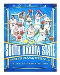South Dakota State Men's Basketball 2012-13 Media Guide by South Dakota State University