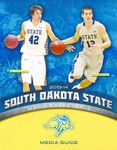 2013-14 South Dakota State Men's Basketball Media Guide by South Dakota State University