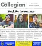 The Collegian: August 22, 2018 by The Collegian Staff, South Dakota State University