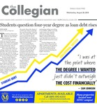 The Collegian: August 29, 2018 by The Collegian Staff, South Dakota State University