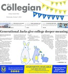The Collegian: October 03, 2018 by The Collegian Staff, South Dakota State University