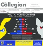 The Collegian: October 17, 2018