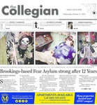 The Collegian: October 31, 2018