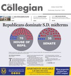 The Collegian: November 07, 2018 by The Collegian Staff, South Dakota State University
