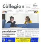 The Collegian: January 16, 2019