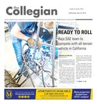 The Collegian: April 24, 2019 by The Collegian Staff, South Dakota State University