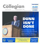 The Collegian: September 11, 2019