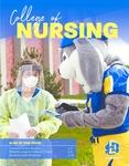 College of Nursing, Spring 2021 by Matt Schmidt, Christine Delfanian, Dave Graves, Sydney Smith, and Micayla Standish