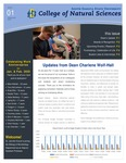 College of Natural Sciences Newsletter, February 2020 by College Of Natural Sciences