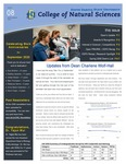 College of Natural Sciences Newsletter, September 2020 by College Of Natural Sciences