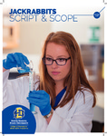 Jackrabbits Script & Scope by College of Pharmacy and Allied Health Professions