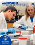 Jackrabbits Script and Scope by College of Pharmacy and Allied Health Professions