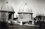 Mausoleum of General Mǎ Zhànshān in Harbin, China in 1924