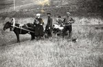 N.E. Hansen and his assistants begin a search for hardy peach trees in northern China in 1924