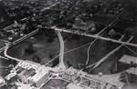 Aerial view of South Dakota State College, circa 1921 by South Dakota State University
