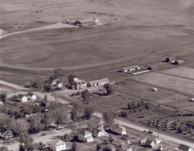 Eureka Sub-station, South Dakota State College, 1949