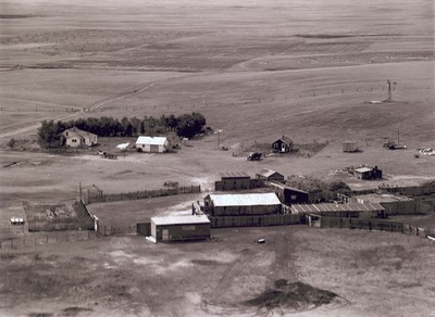 Antelope Range and Livestock Field Station, South Dakota State College, 1949