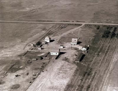 Cottonwood Range and Livestock Field Station, South Dakota State College, 1949