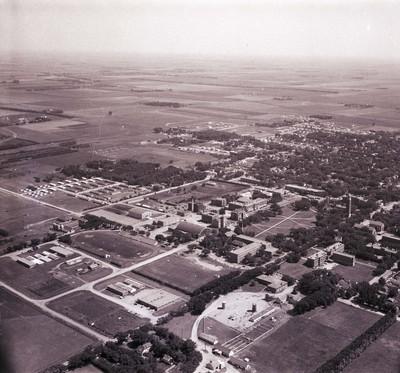 South Dakota State College Northeast Research Center, 1956