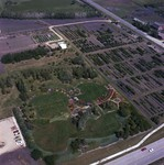 McCrory Gardens Aerial View, 1978