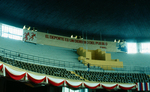Basketball stadium in Cuba