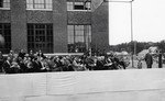 Dedication of Lincoln Memorial Library on the campus of South Dakota State College, 1927 by South Dakota State University