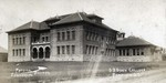 Physics and Engineering Building at South Dakota State College, circa 1907 by South Dakota State University