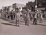 Alumni band, 1954
