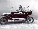 Bummobile, 1955