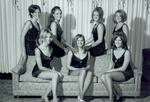 Blue Key Smoker girls, 1969