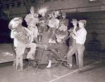Blue Key Smoker entertainment, 1951