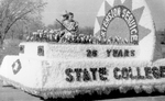 Cooperative Extension Service Parade float, 1939