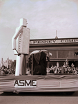ASME Hobo Day parade float, 1947