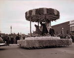Civil Engineering Hobo Day parade float, 1949