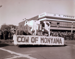 Dairy Club Hobo Day parade float, 1952