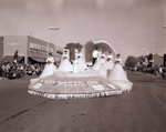 Ag  Club Hobo Day parade float, 1958