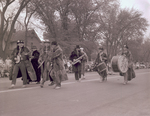 Bum band on Hobo Day, 1962